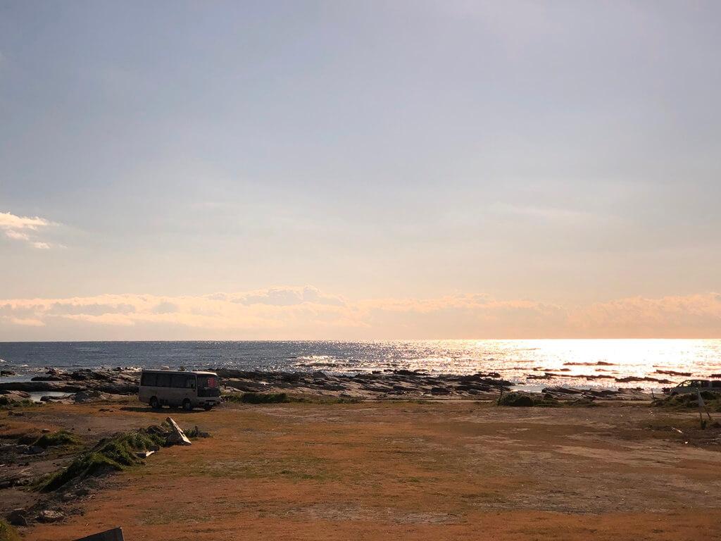 美しい南房総の海